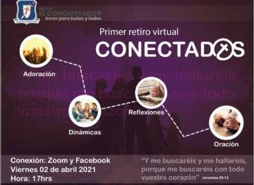 Primer Retiro Virtual Conectados